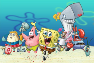 spongebob-and-his-friends picture