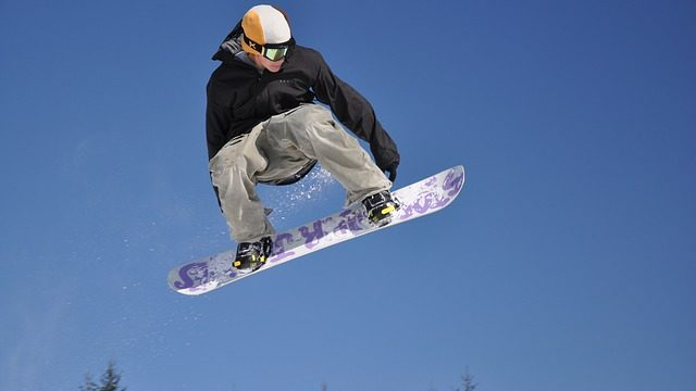 snowboarding picture