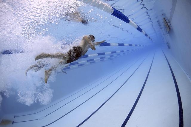 swimmer picture